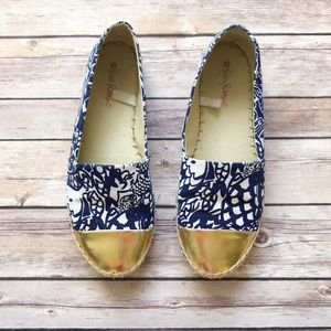 Lilly for Target espadrilles